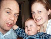 Familjen Landén-Paulsson i Falun