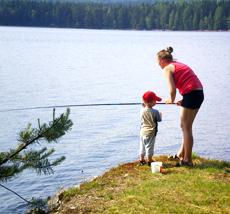 Fiskafänge