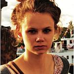 Gubb Marit Stigson från Falun