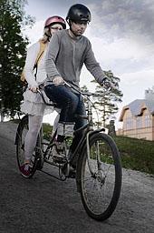 Mikael & Cecilia Källman Back på Främby Udde i Falun