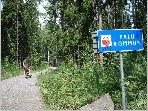 Vägskylt: Falun
