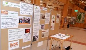 Utställning på biblioteket i Falun bild 8
